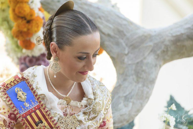 Rocío Gil Uncio - Batalla de flores por Miguel Santamaría Vicent.