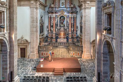 Monasterio de San Miguel de los Reyes por Miguel Santamaría Vicent.