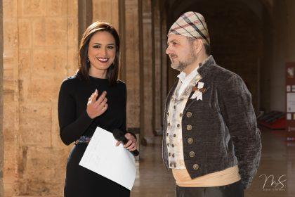 Diego García y Alicia Moreno por Miguel Santamaría Vicent.