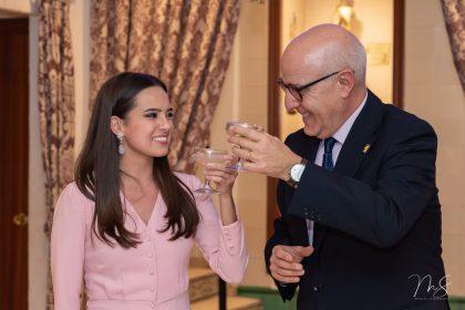 Marina Civera y Paco Romero por Miguel Santamaría Vicent.