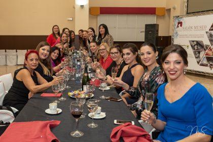 Cena de Navidad por Miguel Santamaría Vicent.
