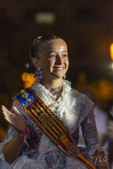 Daniela Gómez en la Preselección de Rascanya por Miguel Santamaría Vicent. [FDF]