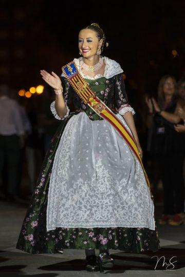 Rocío Gil Uncio en la Preselección de Rascanya por Miguel Santamaría Vicent. [FDF]