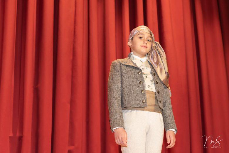 Presidente infantil 2019 por Miguel Santamaría Vicent.