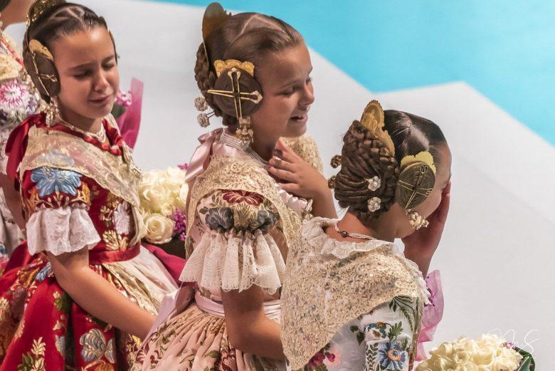 Ariana Juan Sansano, María Ferrer Valls y Aroa Martínez Ayala por Miguel Santamaría Vicent.