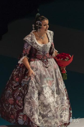 Laura Bennasar Lafuente por Miguel Santamaría Vicent.