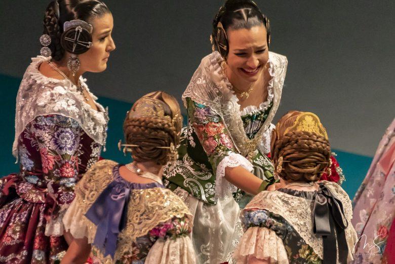 Susana, Neus, Azahara y Laura por Miguel Santamaría Vicent.