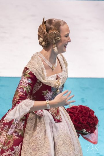 Paula Santarrufina Terrasa por Miguel Santamaría Vicent.